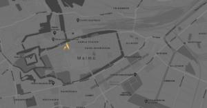 Axelsons SPA Malmö karta